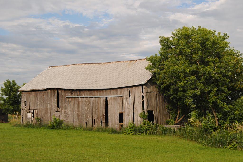 Tumbledown Barn, Ракин