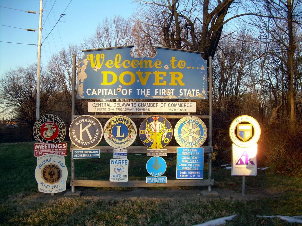 Welcome to Dover, Довер