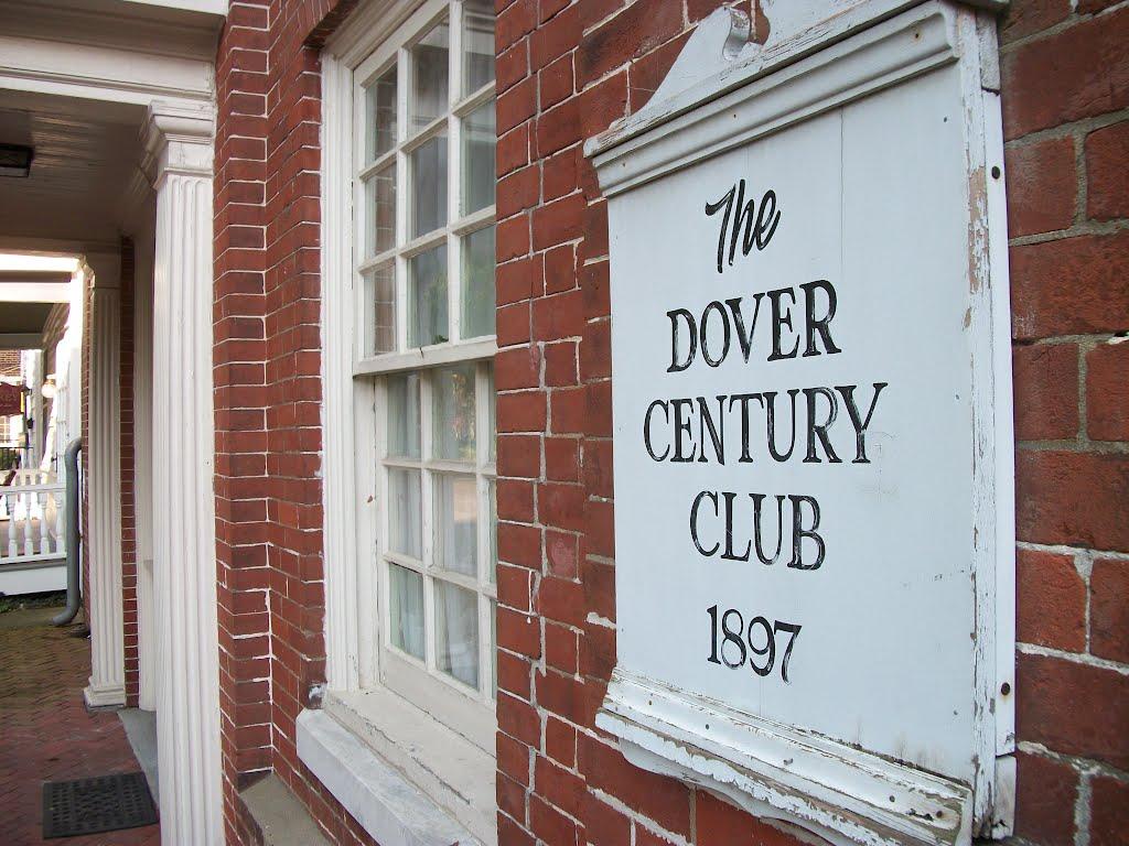 Dover Century Club, Dover, DE, Довер