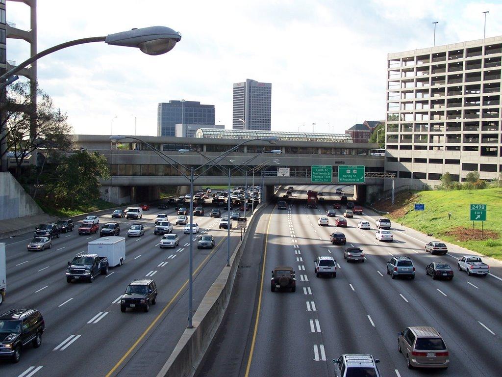 Highway, Атланта