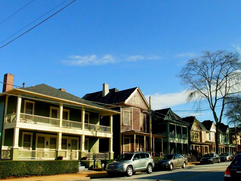Sweet Auburn Avenue, Атланта