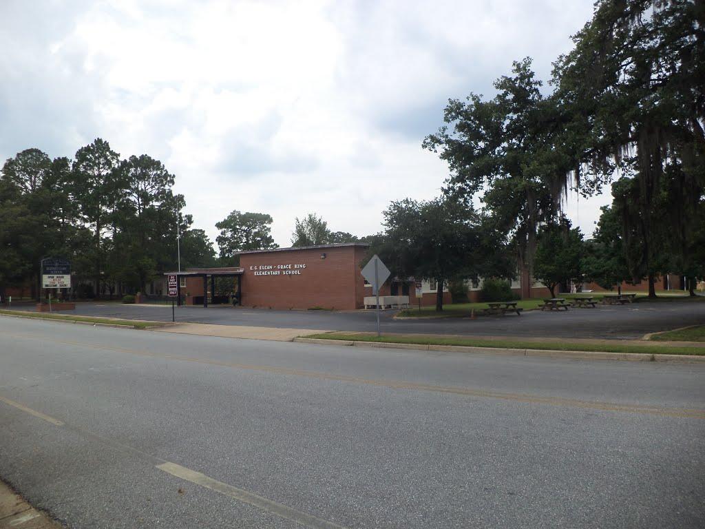Elcan King Elementary School, Баинбридж