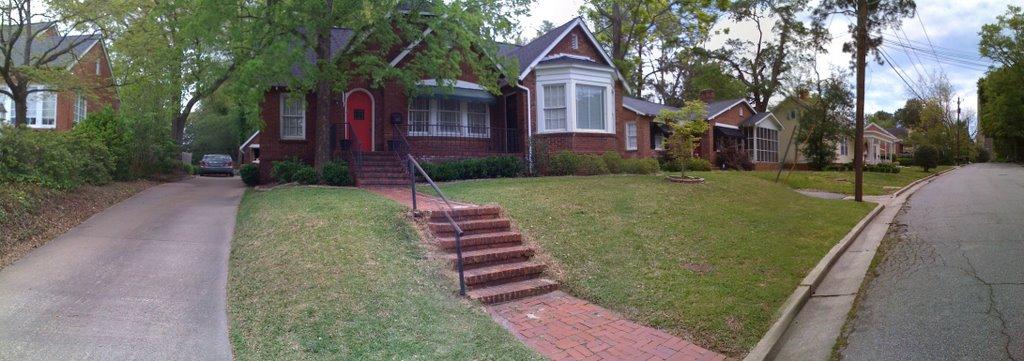 1252 Munro Ave, Columbus, Georgia, Белведер Парк