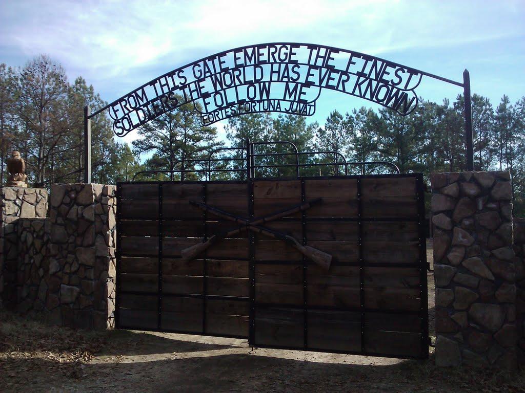 US Army Infantry Basic Training (Sand Hill) - Ft Benning, GA, Белведер Парк