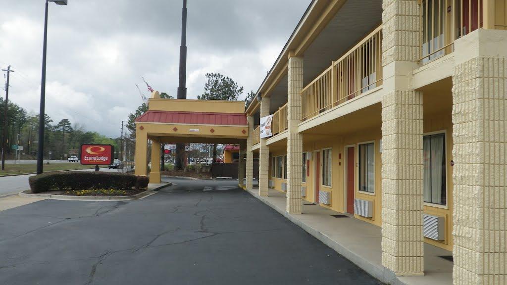 Econo Lodge Front, Белведер Парк