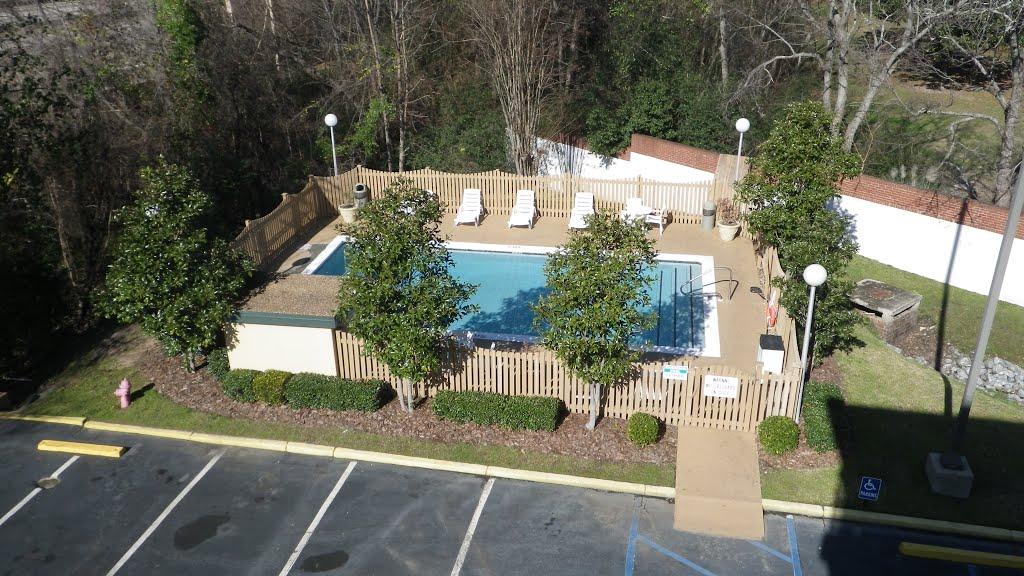 Best Western Pool, Columbus, Georgia, Белведер Парк