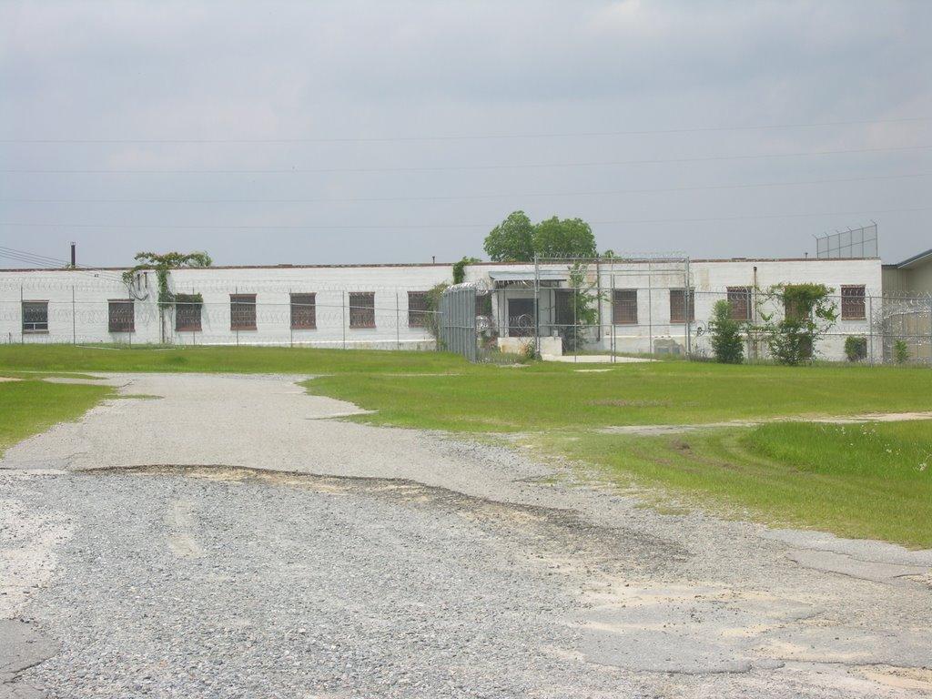 Old State Prison, Блаирсвилл