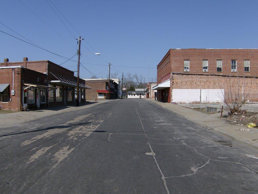Main Street, Блаирсвилл