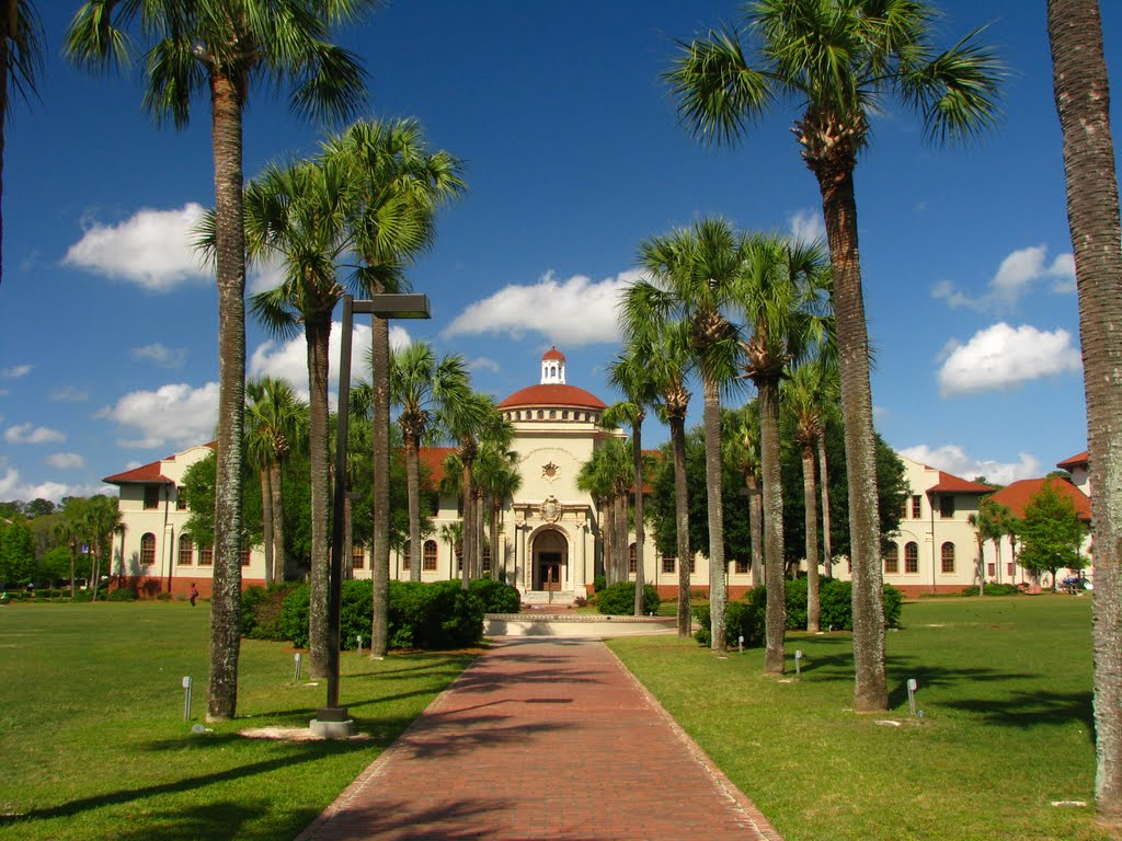 Valdosta State University, West Hall, Валдоста