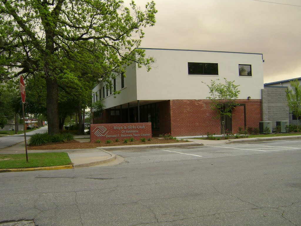 Boys & Girls Club - Valdosta, Lowndes County, Georgia, Валдоста