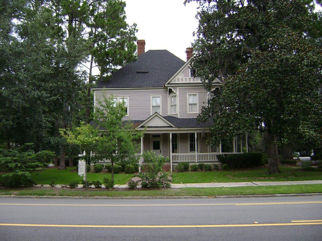 Patterson Street Historic District, Валдоста