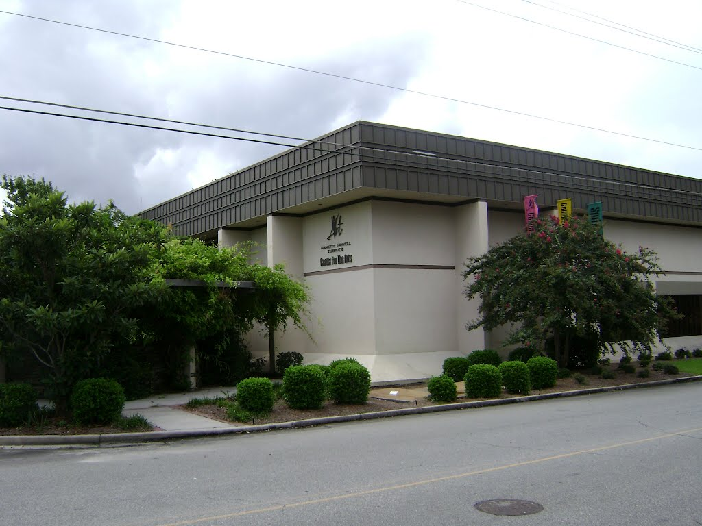 Annette Howell Turner Center for the Arts, Валдоста