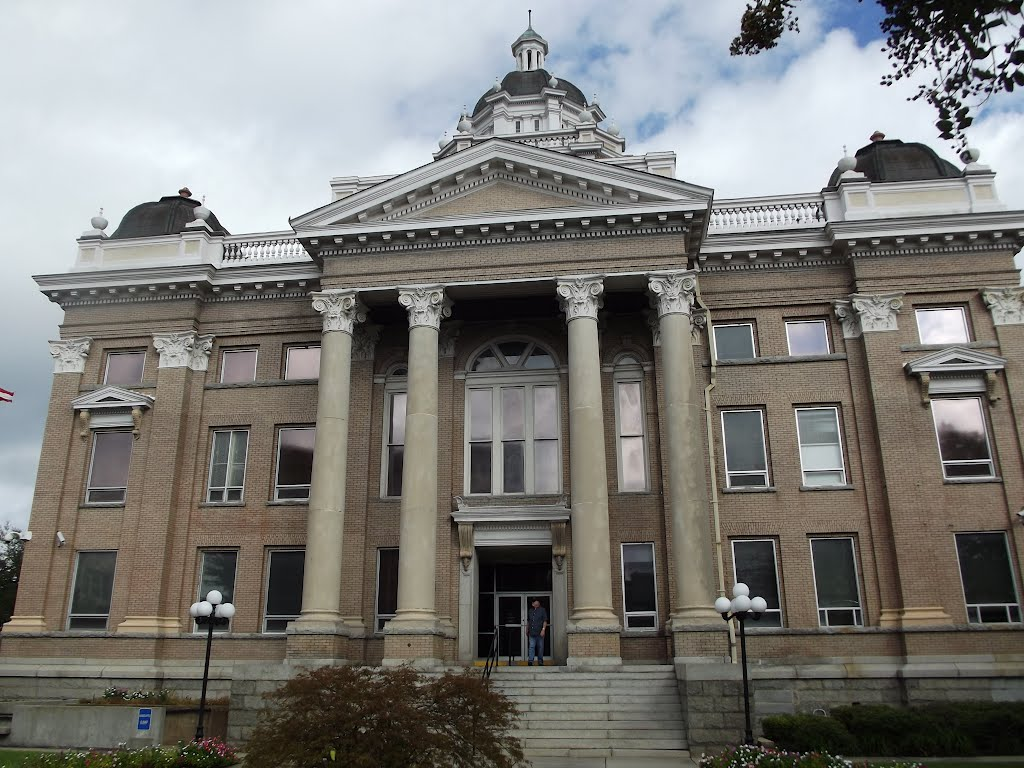Lowndes County Courthouse., Валдоста