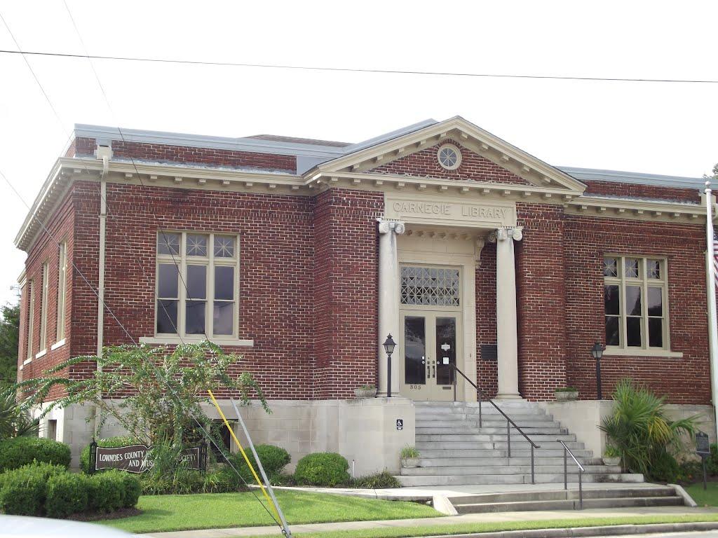 Carnagie Library, Валдоста