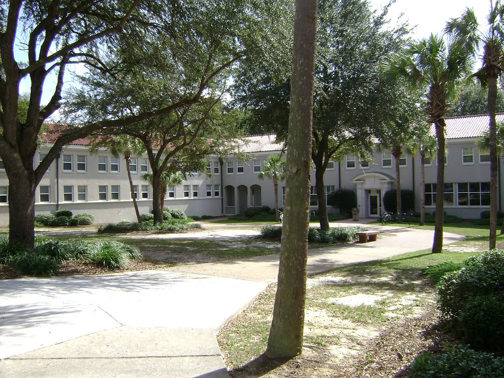 Lowndes Hall, Valdosta State University, Валдоста