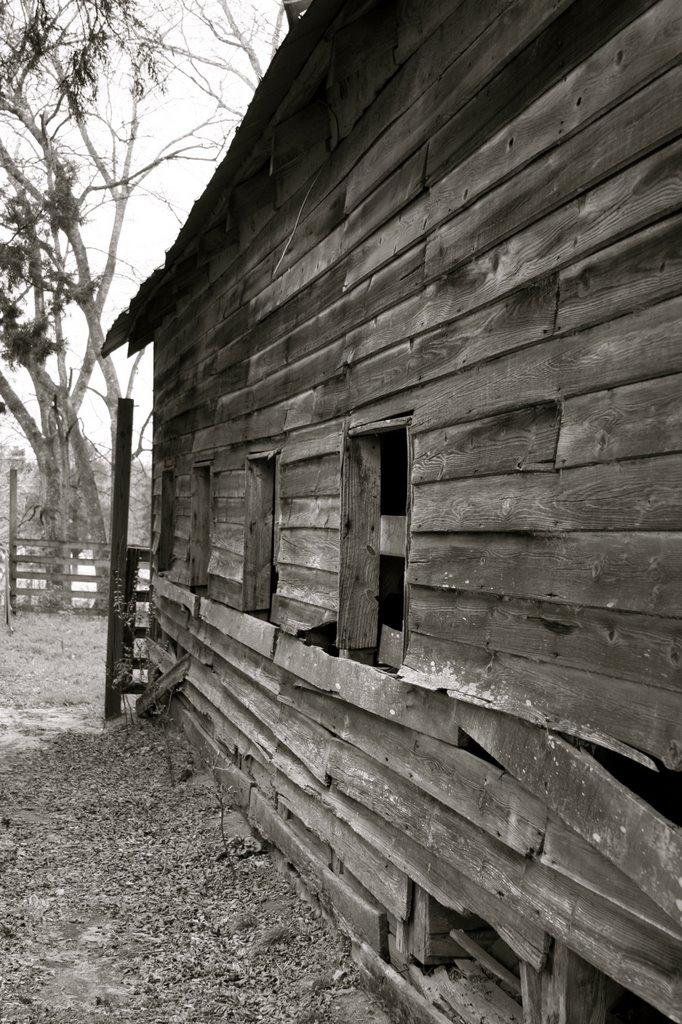 A beautiful old barn., Варнер-Робинс