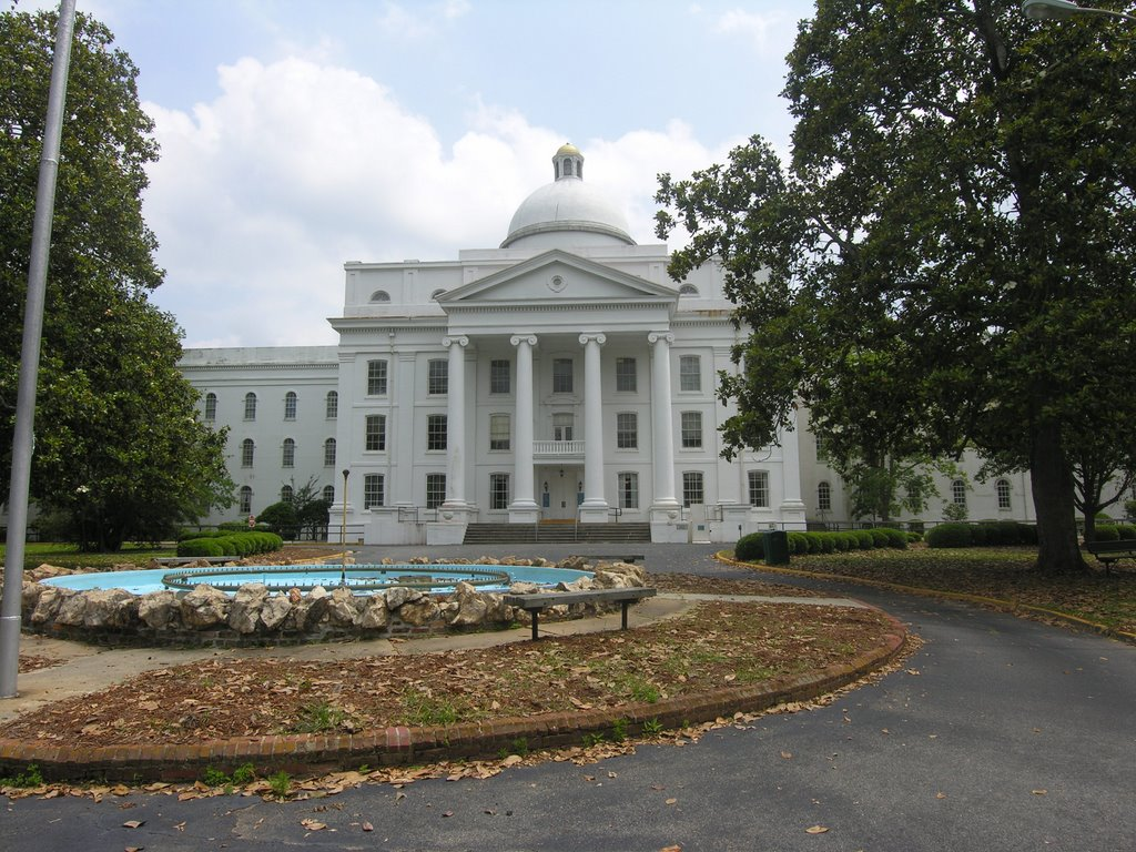 Georgia State Sanitarium, chartered 1837, Вена