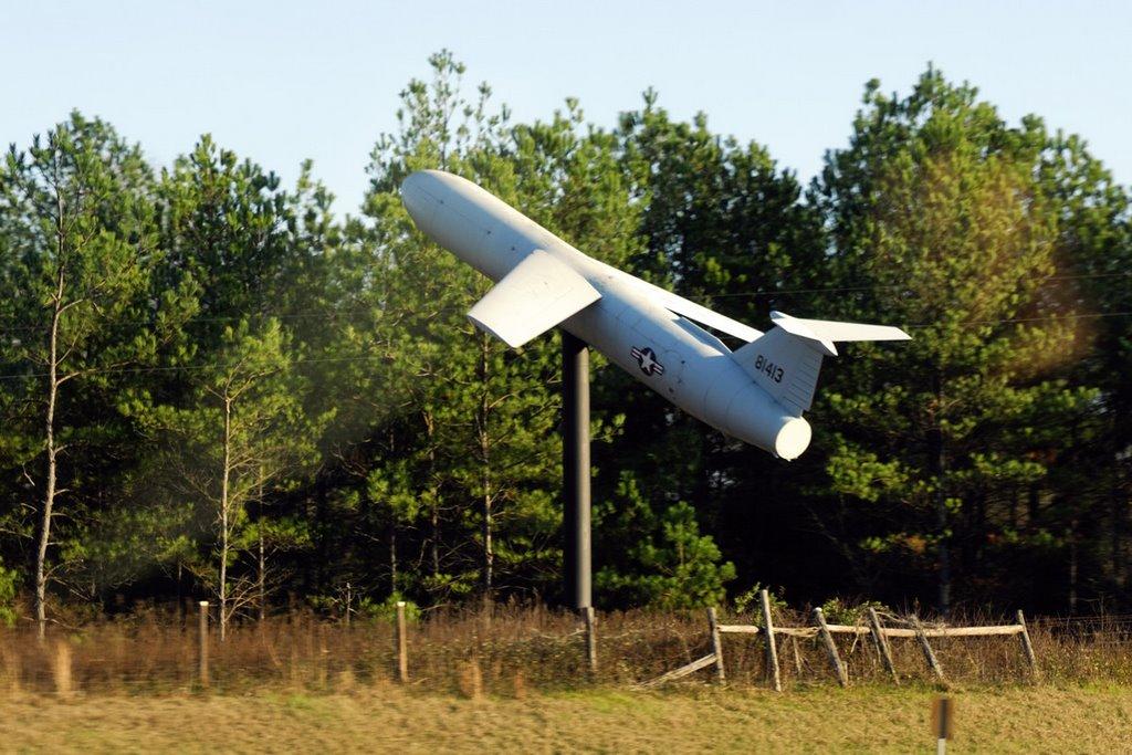 A Missile, Byron, GA, Вилмингтон-Айленд