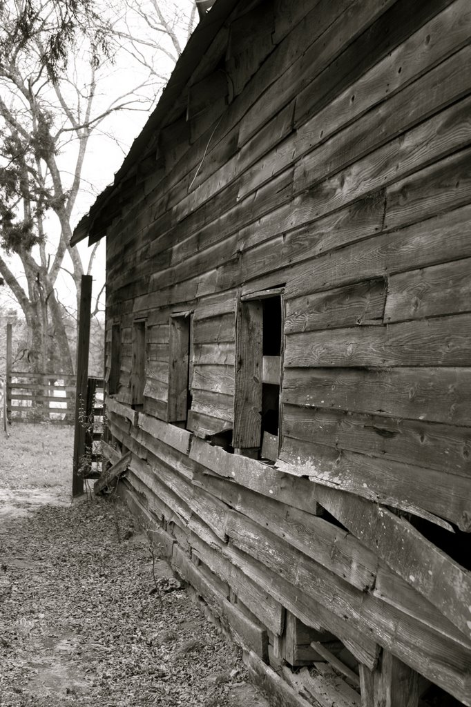 A beautiful old barn., Вхигам