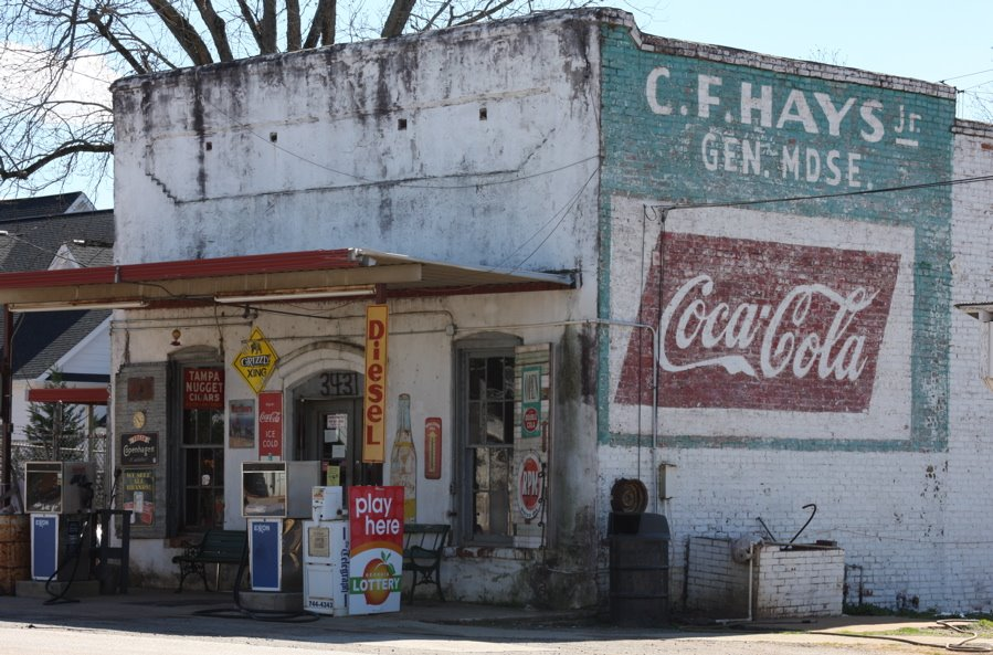 C.F.Hays Jr.... Still the place to shop., Вэйкросс