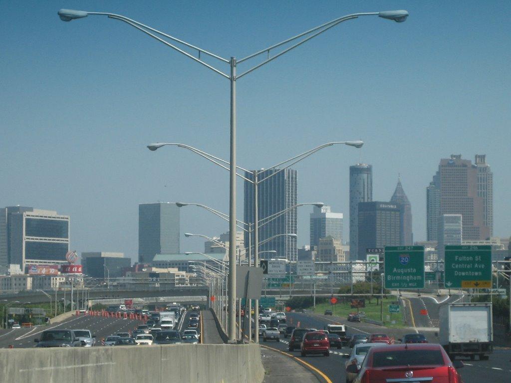Downtown Atlanta, Грешам Парк