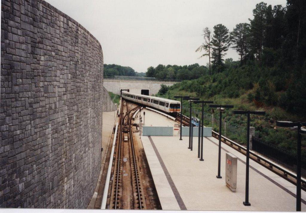 Indian Creek Station 1996, Грешам Парк