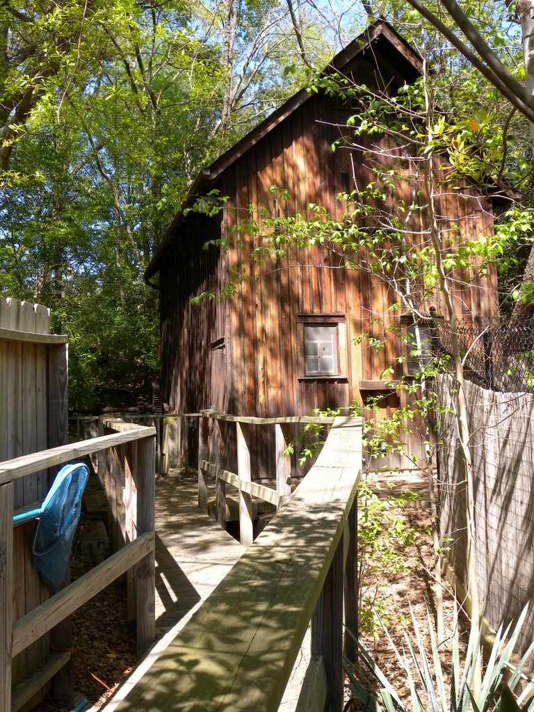 Atlanta Zoo Mill, Грешам Парк