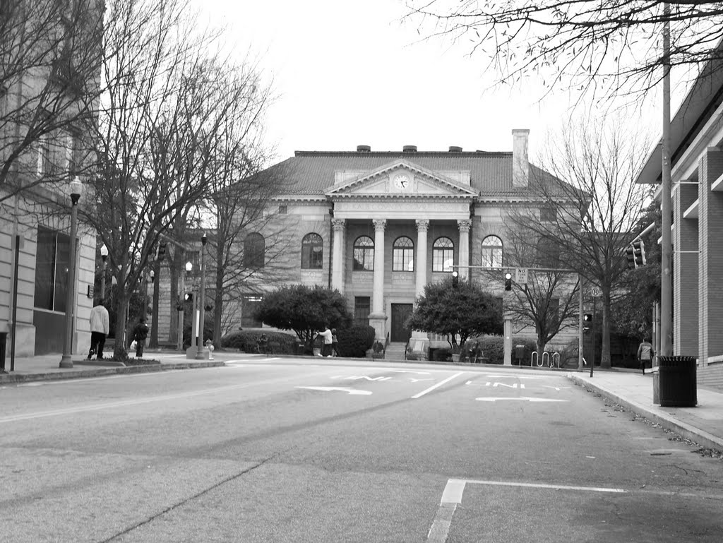 Historic Dekalb County Courthouse - Decatur, GA - Built 1916, Грешам Парк