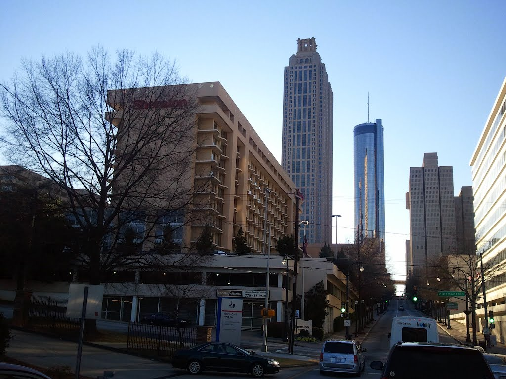 Downtown Atlanta, Грешам Парк