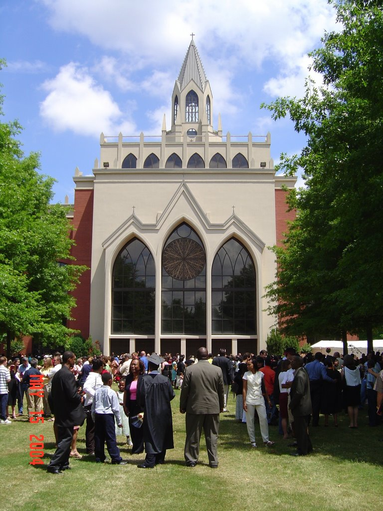 Cathedral of the Holy Spirit. Graduation 2004, Грешам Парк