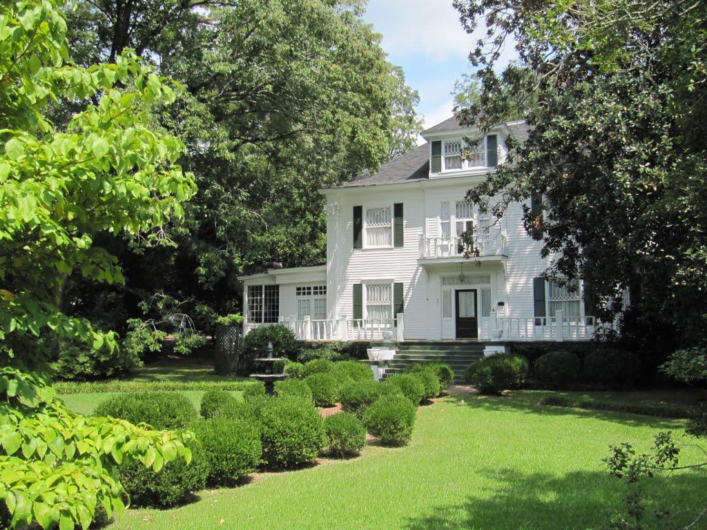 Greensboro House and Garden, Гринсборо