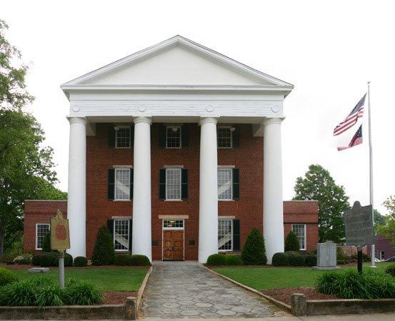 Greensboro, GA Court House, Гринсборо