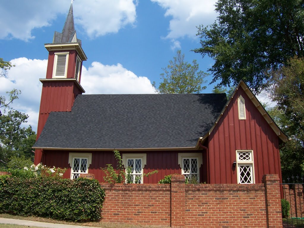 Episcopal Church of the Redeemer - Greensboro, GA, Гринсборо