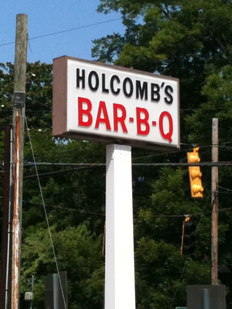 Holcombs Bar-B-Q, Гринсборо