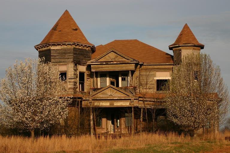 Old Castle, Макон