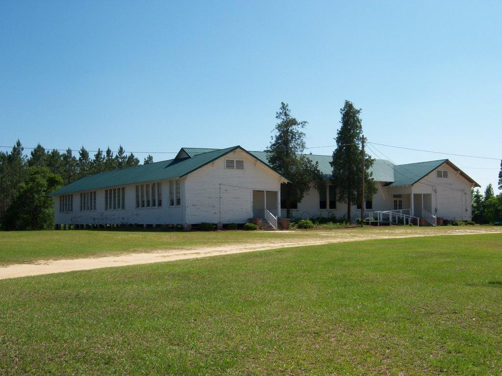 Old Cegar Grove School, Моултри