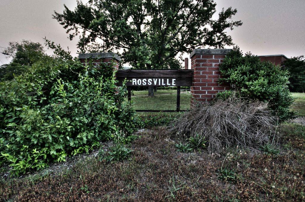 Rossville Middle School, Россвилл
