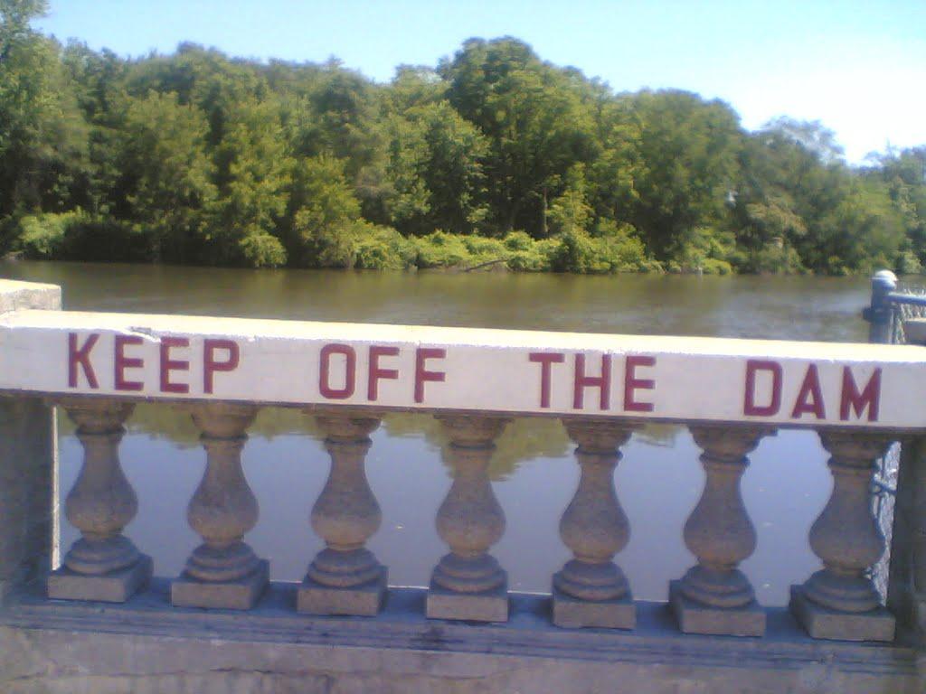 the dam, Белвидер