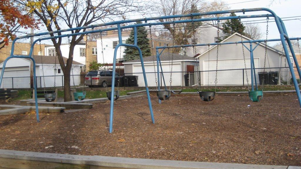 shabbona park, Елмвуд Парк