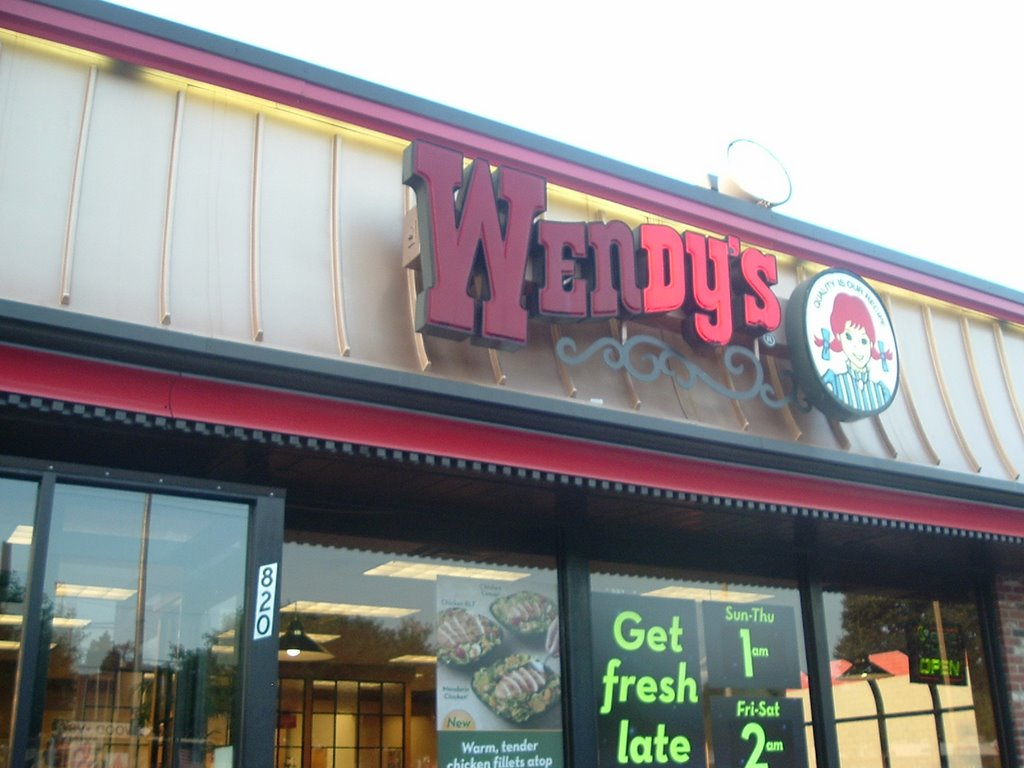 Wendys, Lombard, IL, Ломбард
