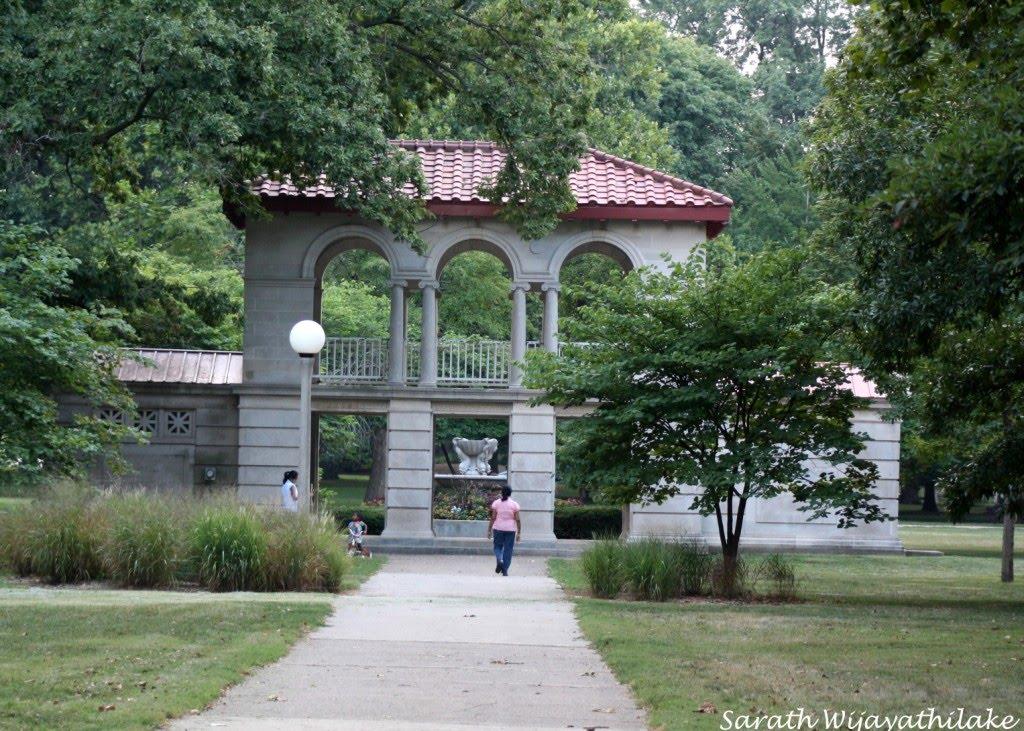 Carle Park - Urbana, IL, USA., Урбана