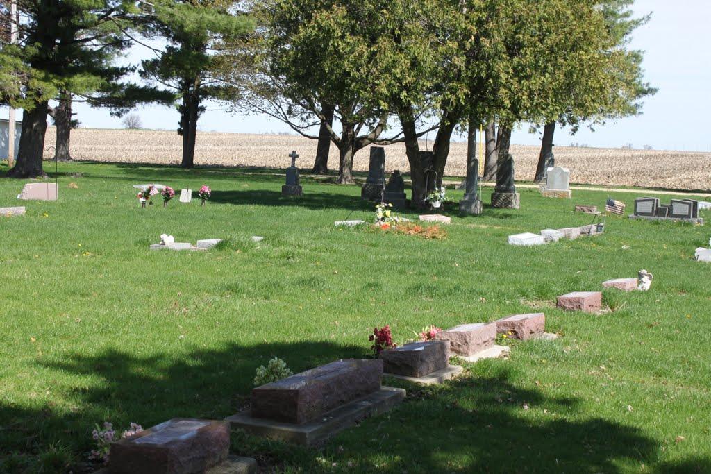 Cherry Miners Cemetery - Graves, Черри