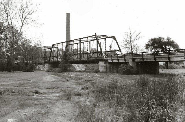 The Old 10th Street Bridge, Андерсон