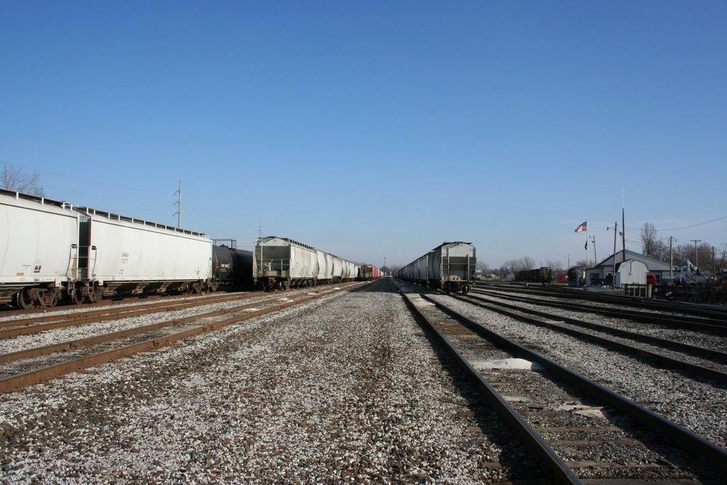 Railroad Junction, Андерсон
