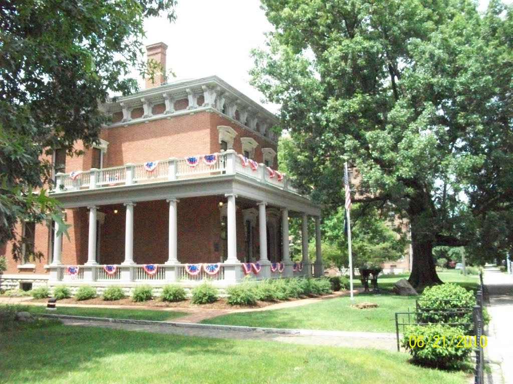 Home of President Benjamin Harrison; Indianapolis, IN, Индианаполис