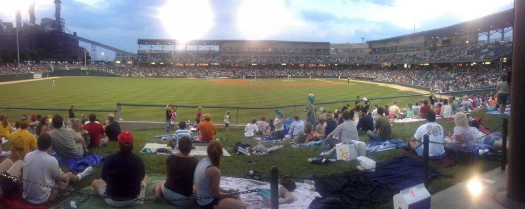Indianapolis Indians Baseball Game, Индианаполис
