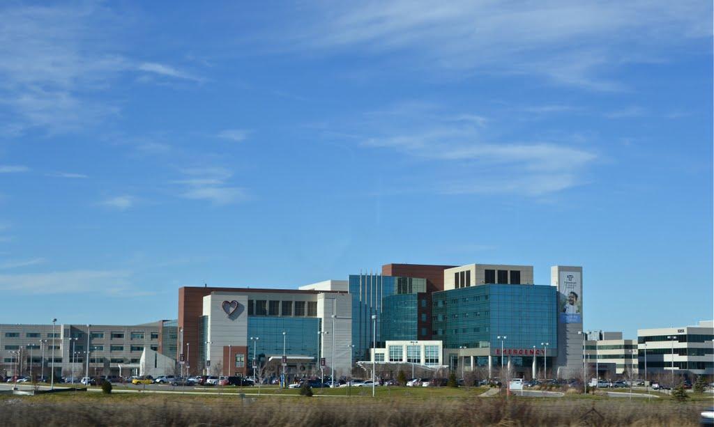 Franciscan Hospital, Индианаполис