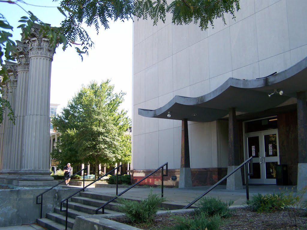 Floyd County Courthouse- New Albany IN, Нью-Олбани