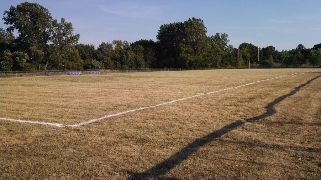 Aaron Cooper Memorial Field, Нью-Чикаго