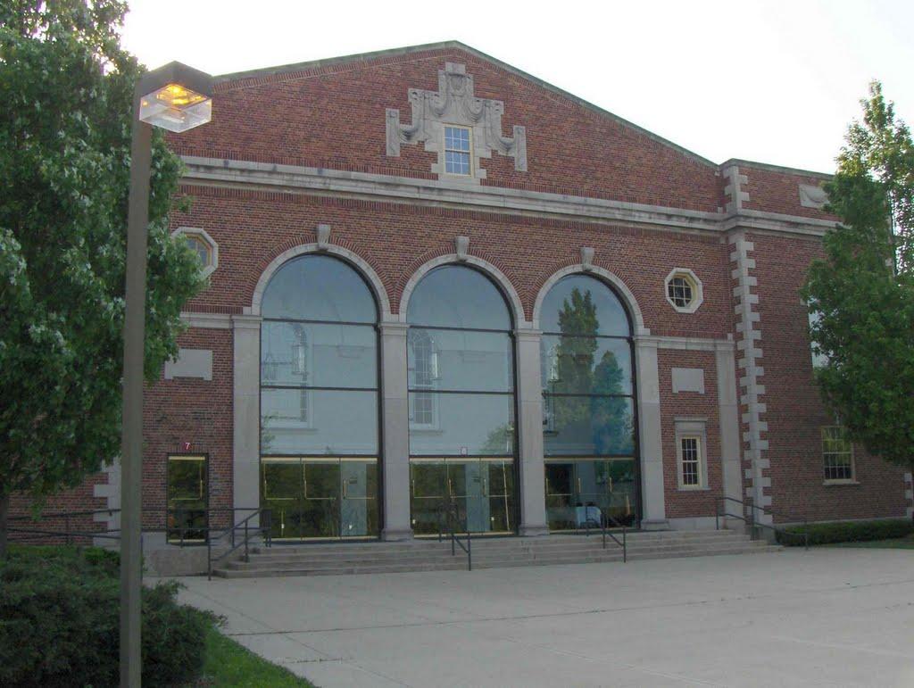 Civic Hall Performing Arts Center, GLCT, Ричмонд